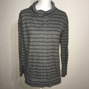 3/$10 LOFT Lounge Cowl Neck Sweater S